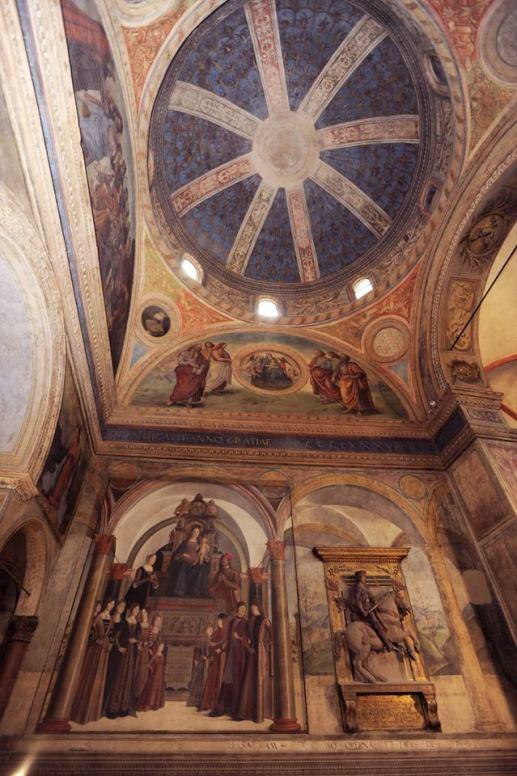 Cappella Bentivoglio in San Giacomo Maggiore a Bologna 2