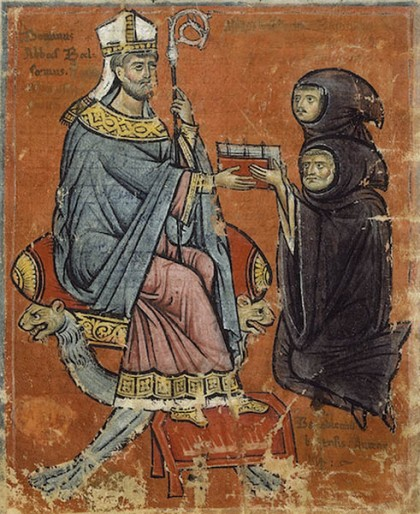 biblioteca dell'abbazia della santissima trinit‡, ms. 18, fogl