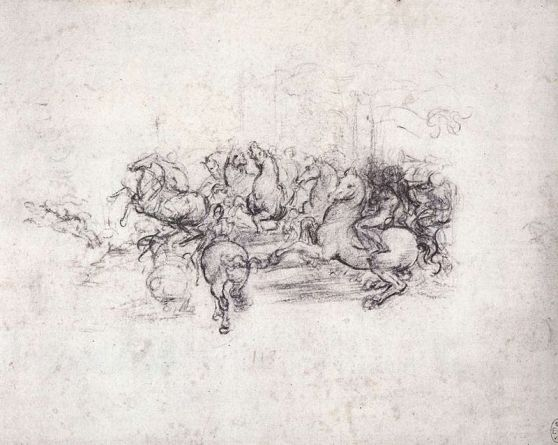 800px-Leonardo_da_vinci,_Group_of_riders_in_the_Battle_of_Anghiari.jpg