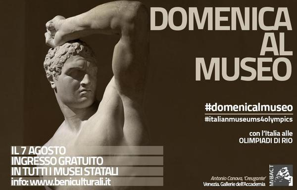MUSEI ITALIANI PER RIO? - 17 domenica-veneziaaccademia