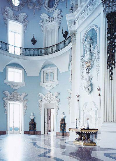 Palazzo Borromeo - Isola Bella - Lago Maggiore Piemonte