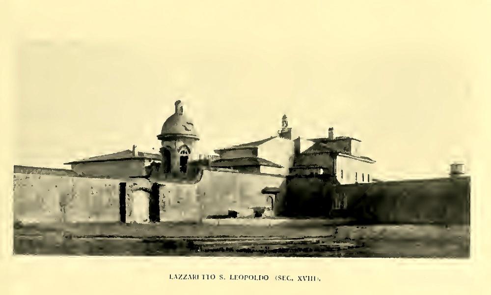 Livorno - Lazzaretto di San Leopoldo - Sec XVIII