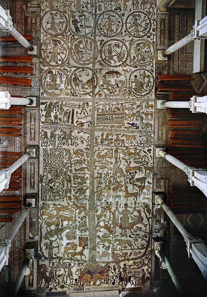 Mosaico della Cattedrale di Santa Maria Annunziata di Otranto.jpg