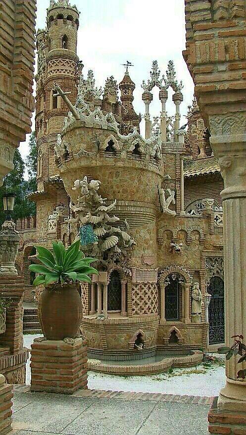 Colomares Castle Spain