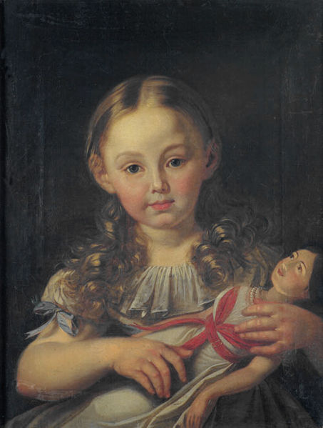 453px-Girl_with_doll_German_ca_1800